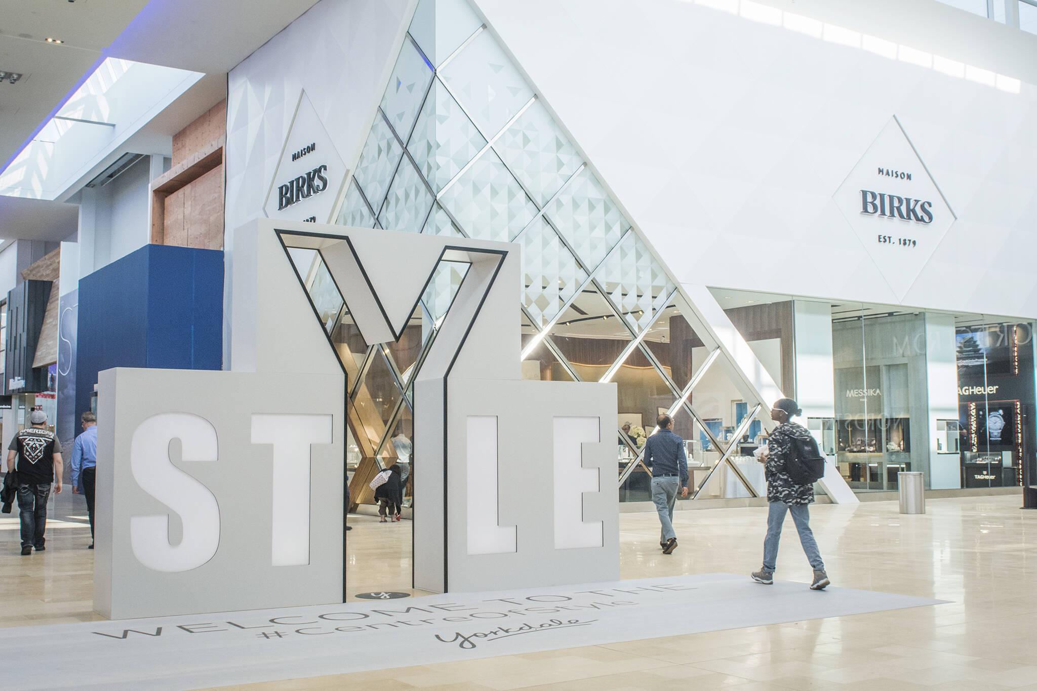 Toronto Shopping Malls