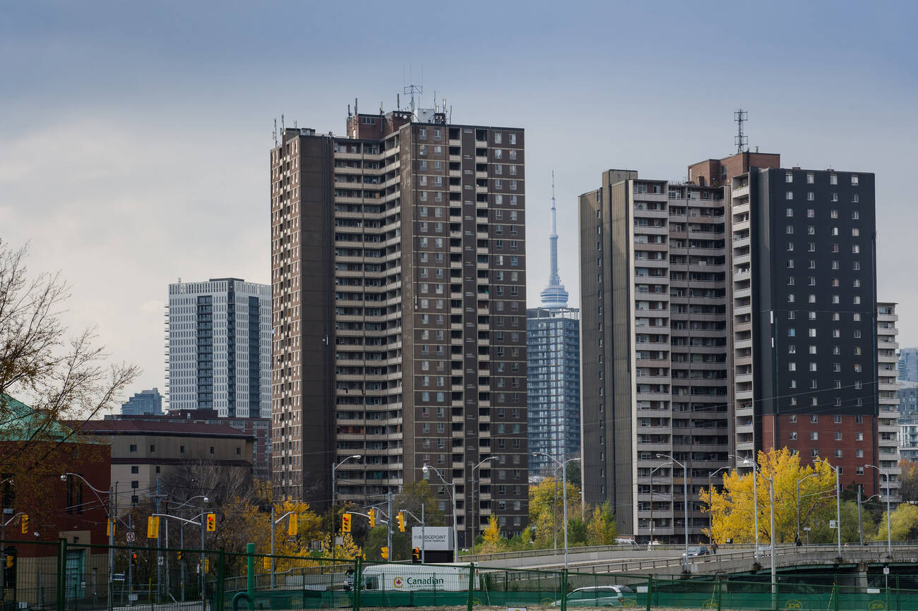 Average price of one bedroom apartment in Toronto reaches