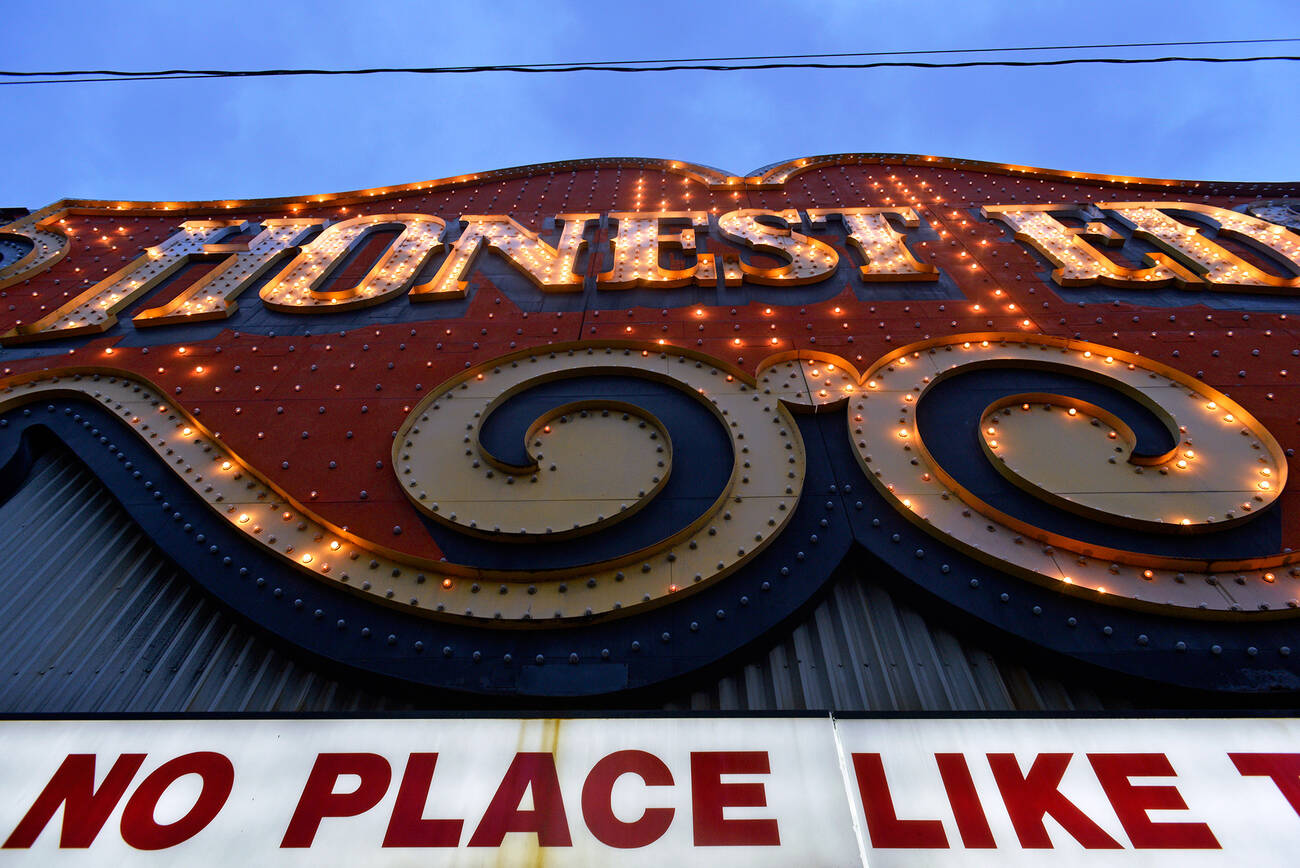 Honest Ed's closes its doors forever