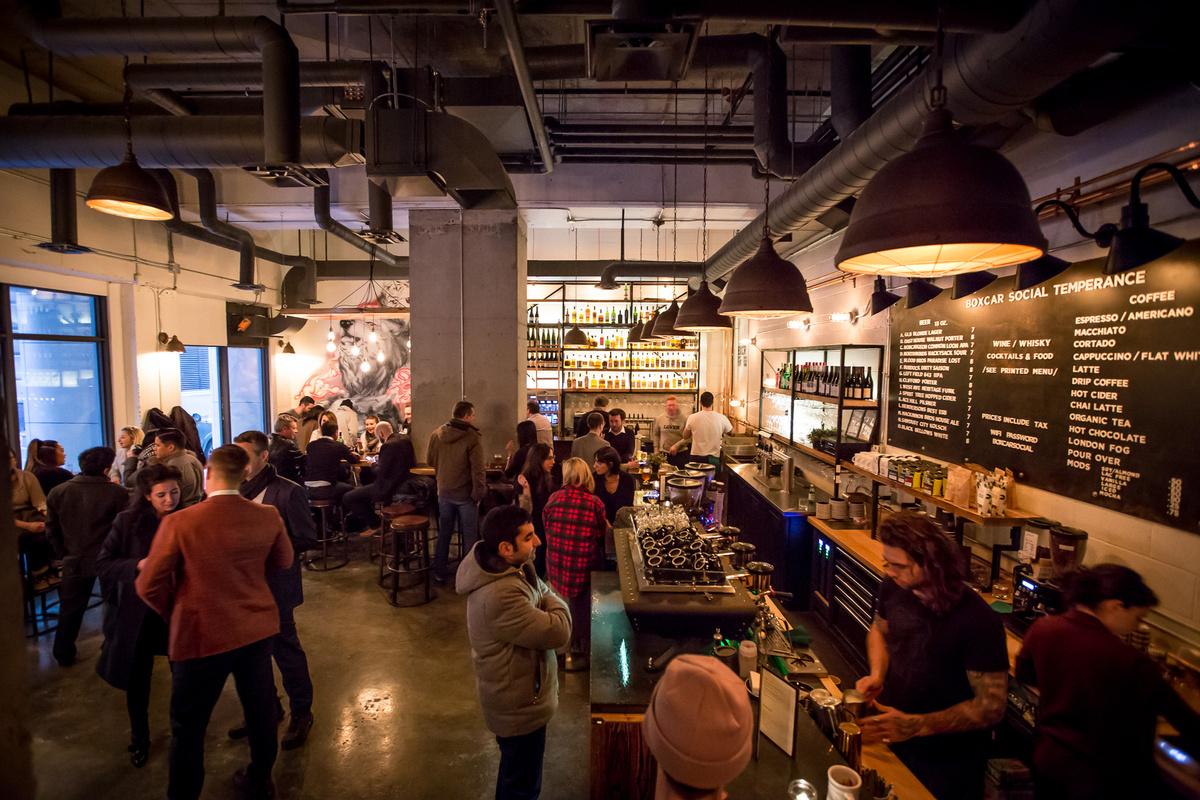 late night cafes toronto