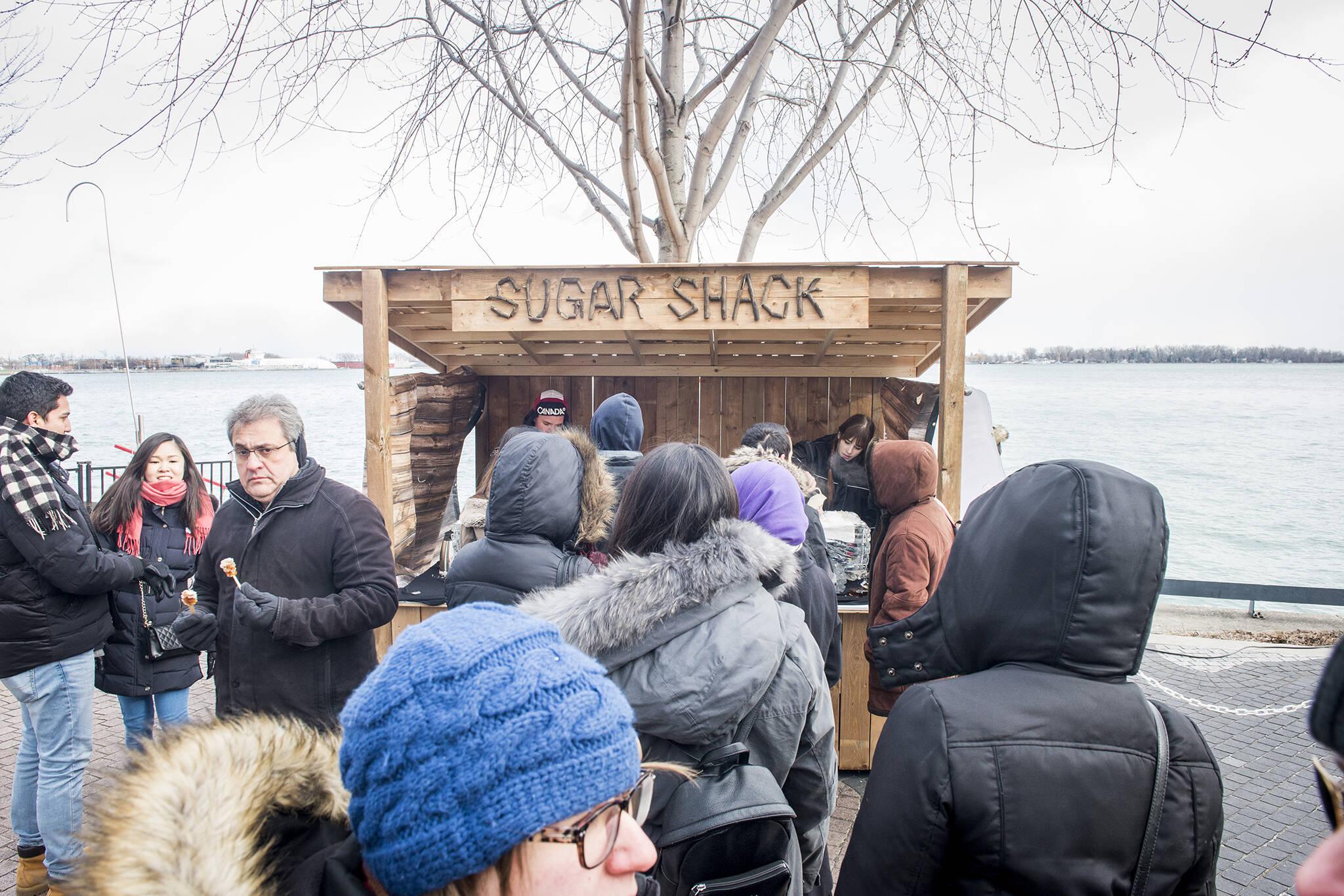 toronto sugar shack