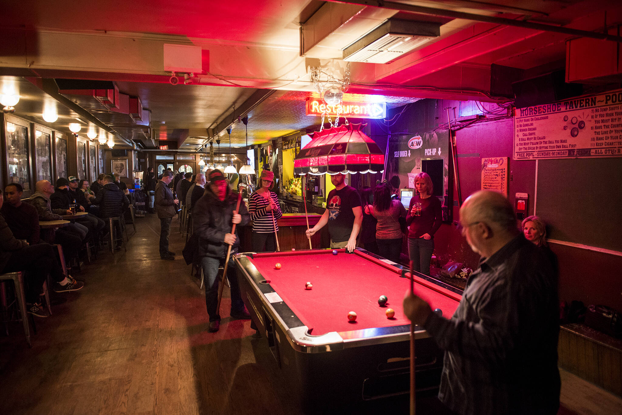 famous bars toronto