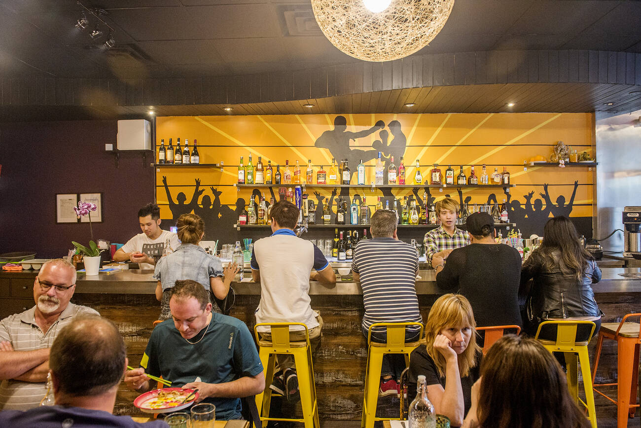10 Restaurants For A First Date In Toronto