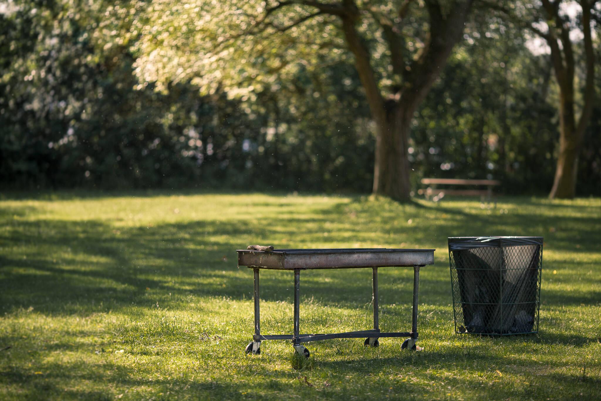 toronto bbq parks
