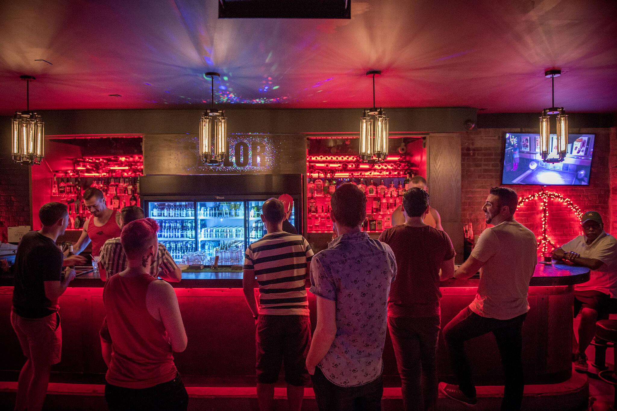 toronto bar neighbourhoods