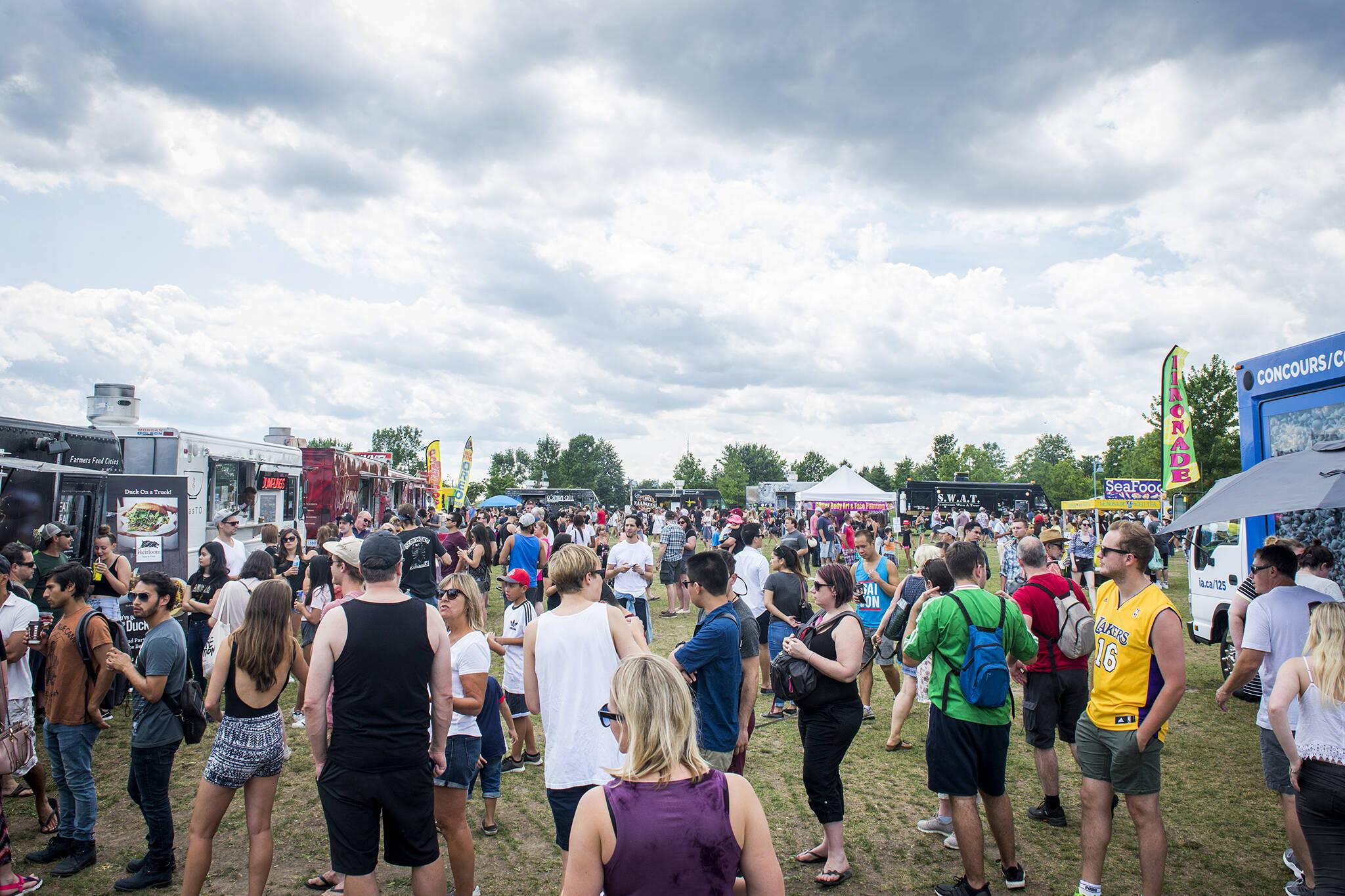 Toronto Food Truck Festival 2017