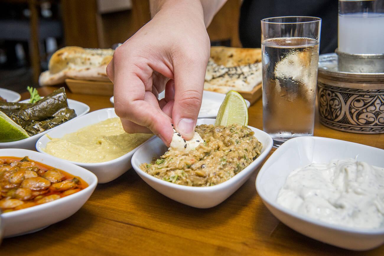 The best turkish restaurants and cafes in toronto for Anatolia mediterranean turkish cuisine