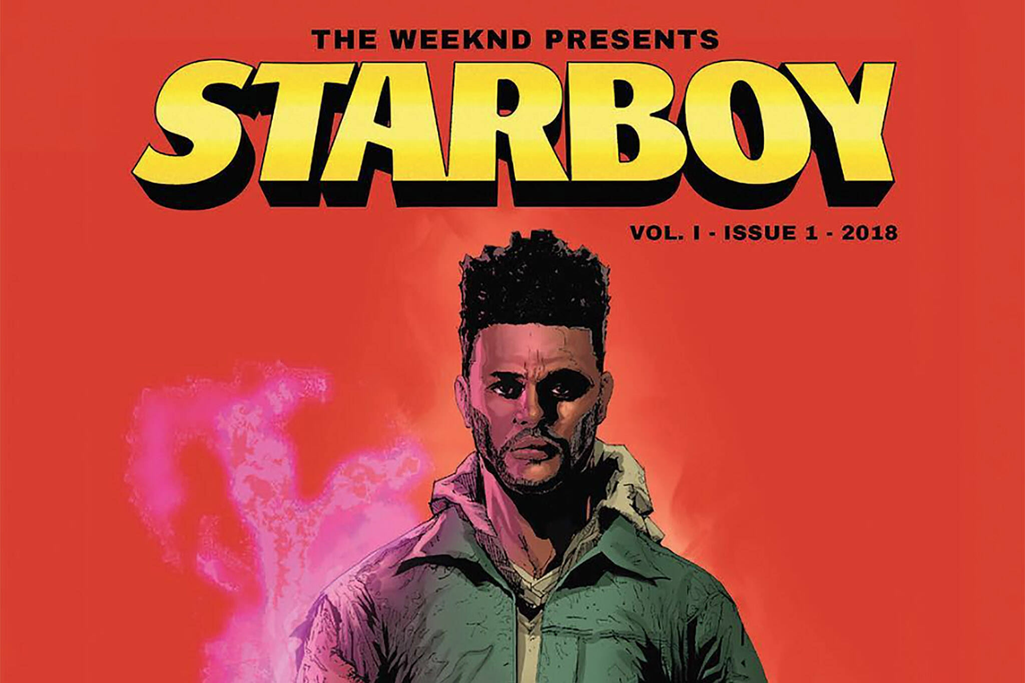 the weeknd starboy