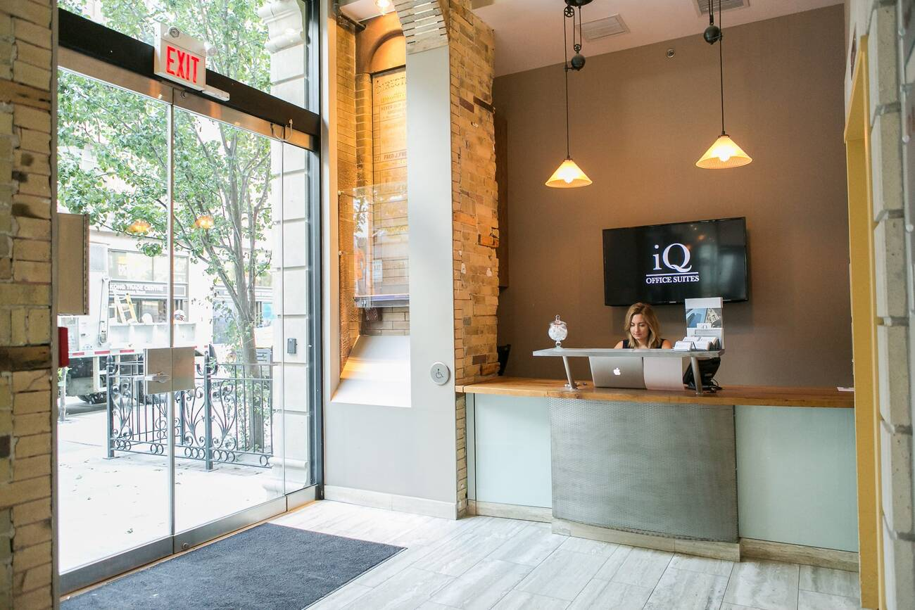 The top 10 virtual office locations in Toronto