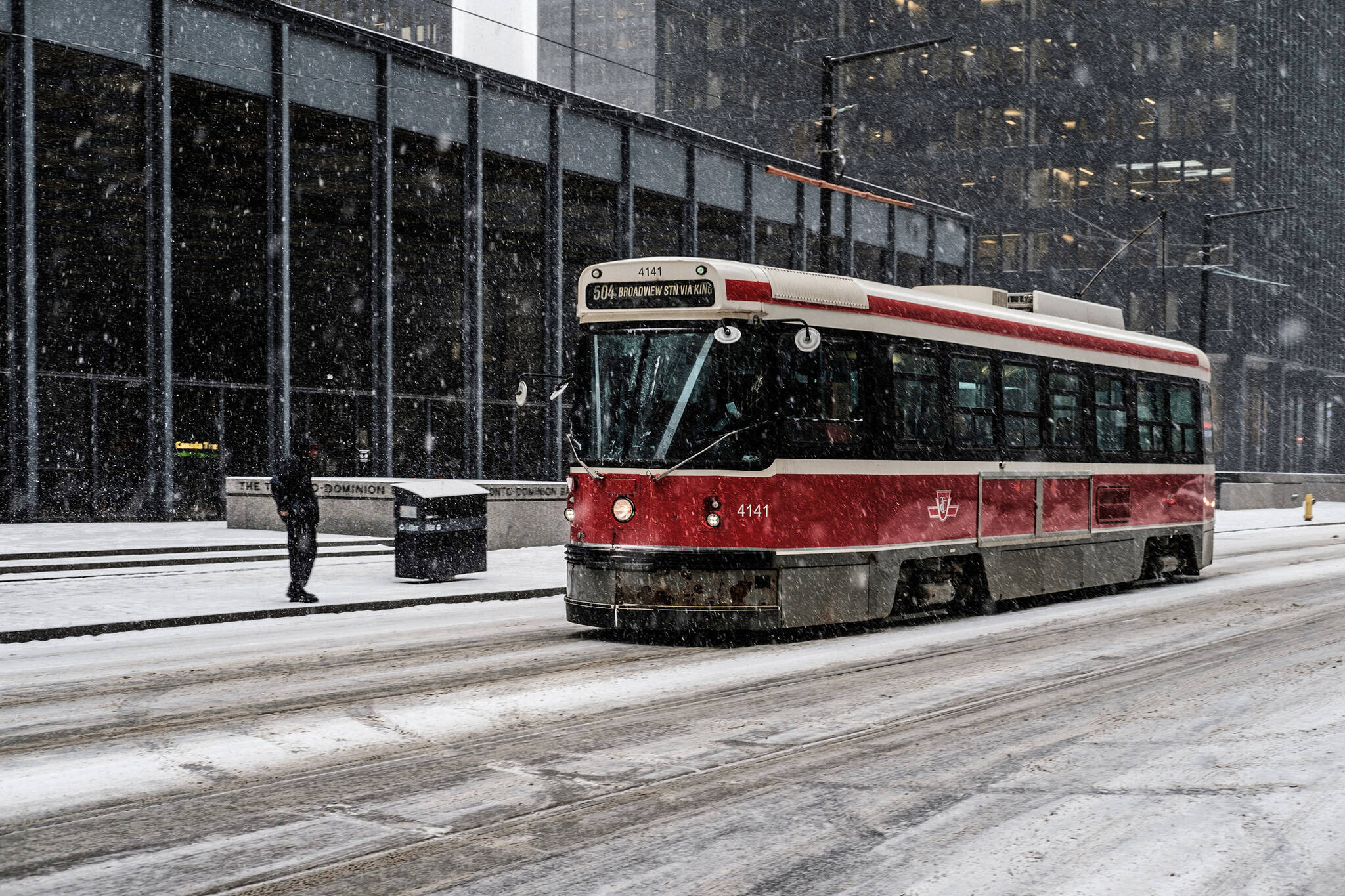 winter forecast toronto