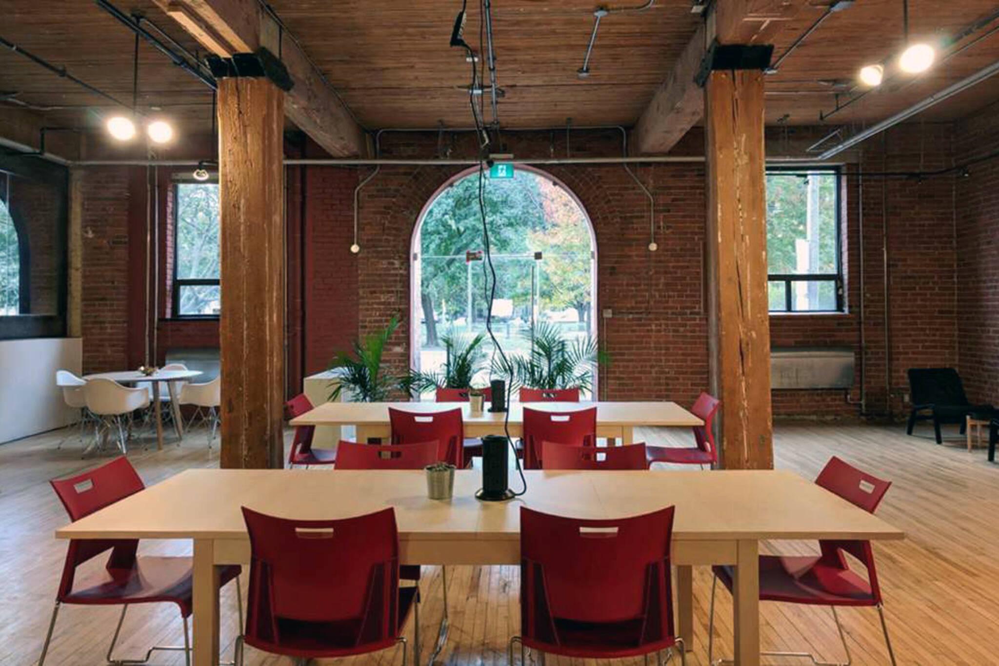 Workwell cafe Toronto