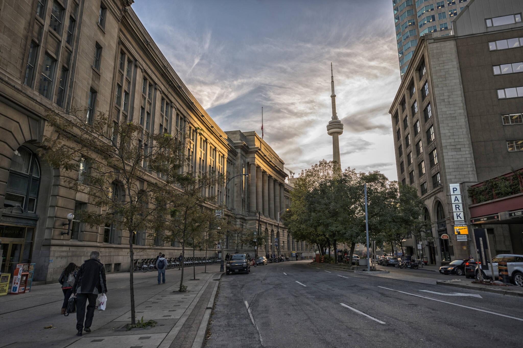 Dominion Public Building Toronto
