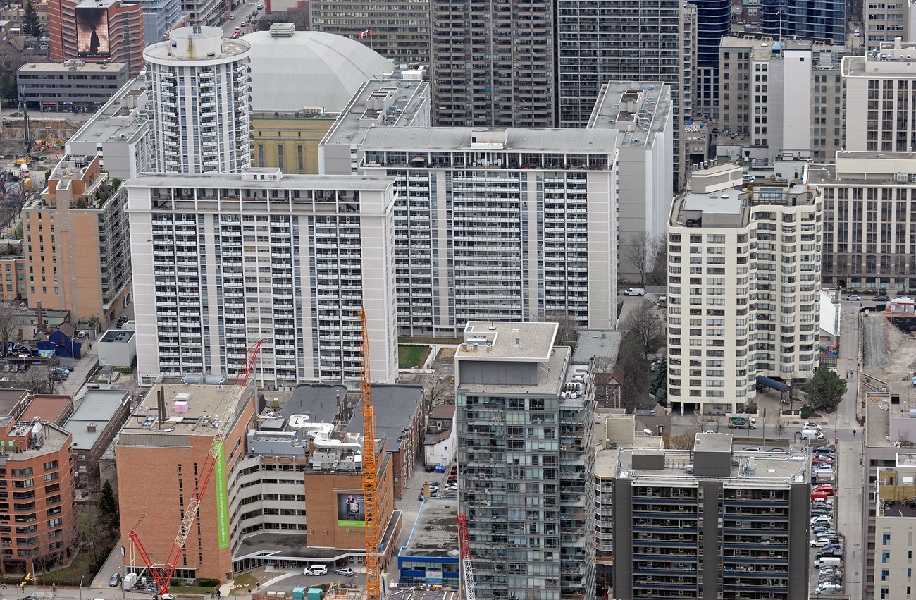 Toronto's rental market is downright scary right now