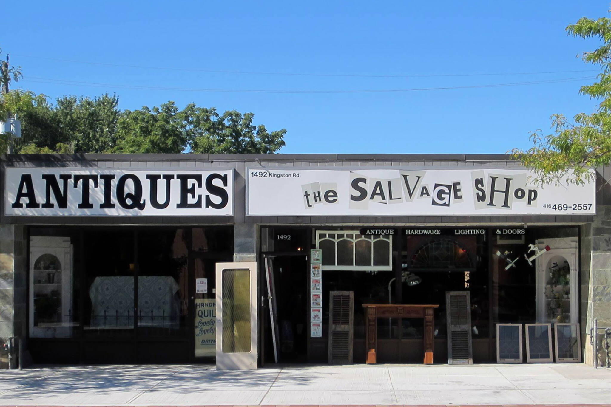 salvage shop toronto