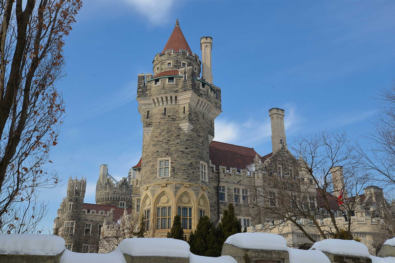 Casa Loma is getting a huge steakhouse