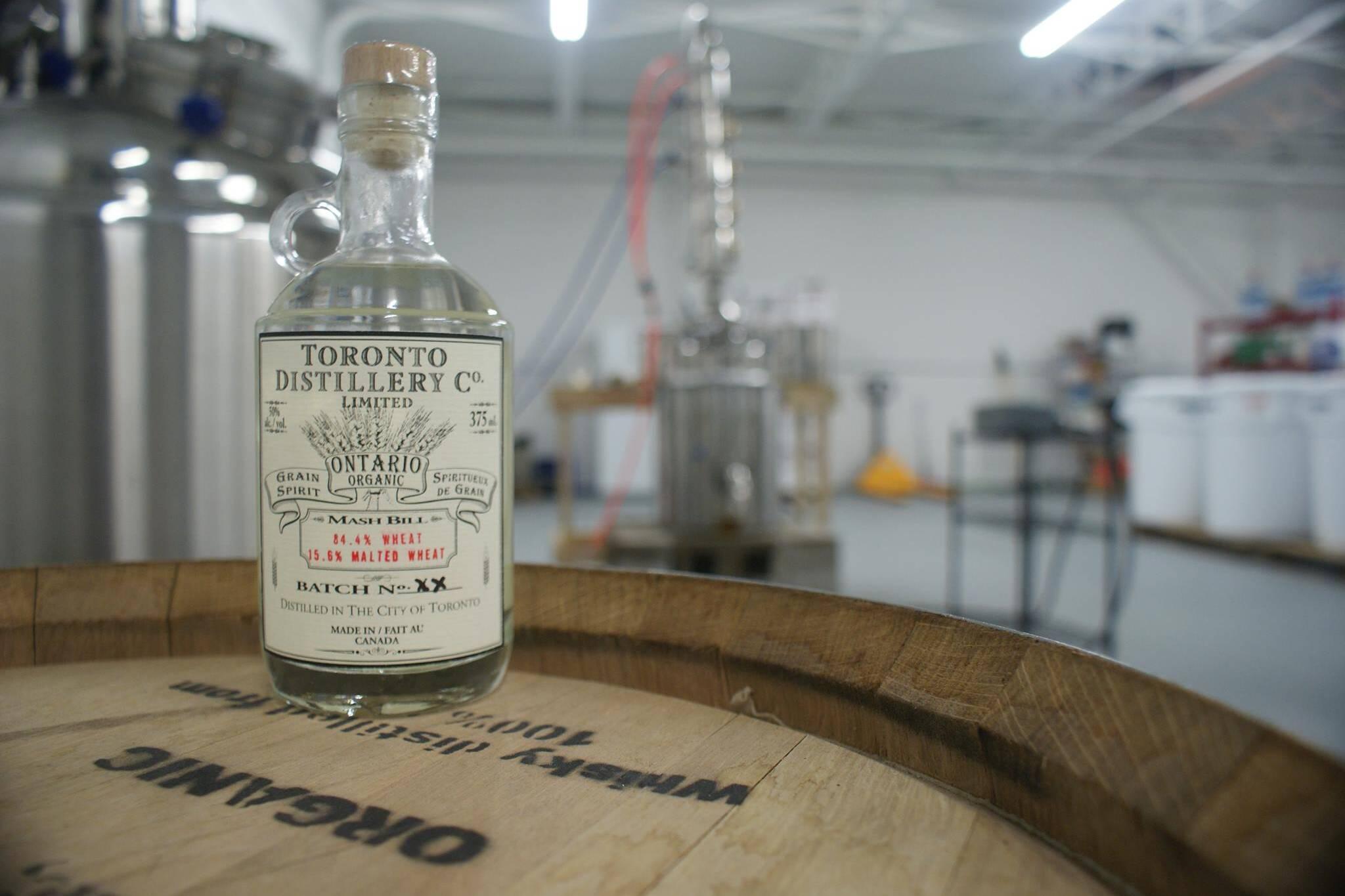 toronto distillery