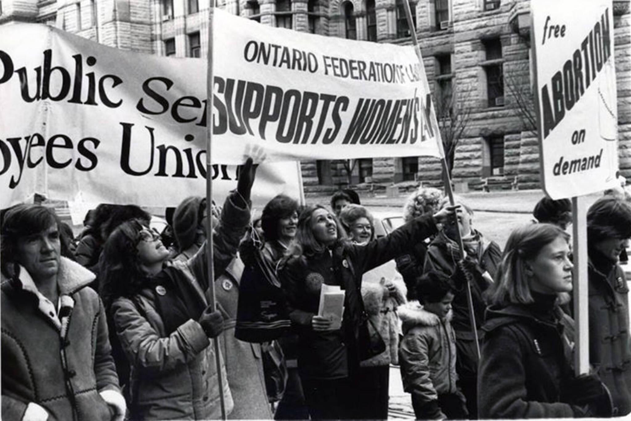 womens rights toronto