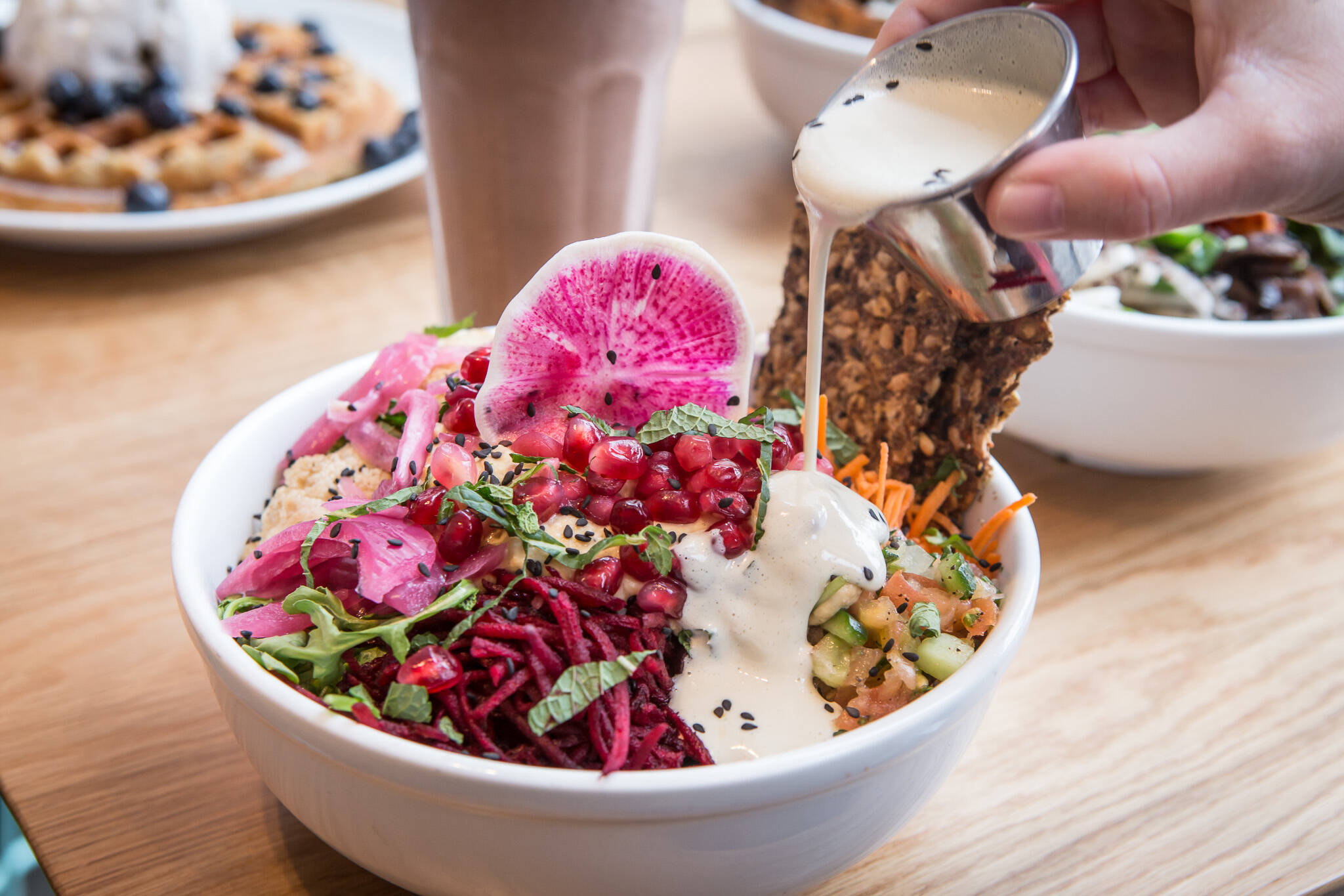 vegan restaurant toronto
