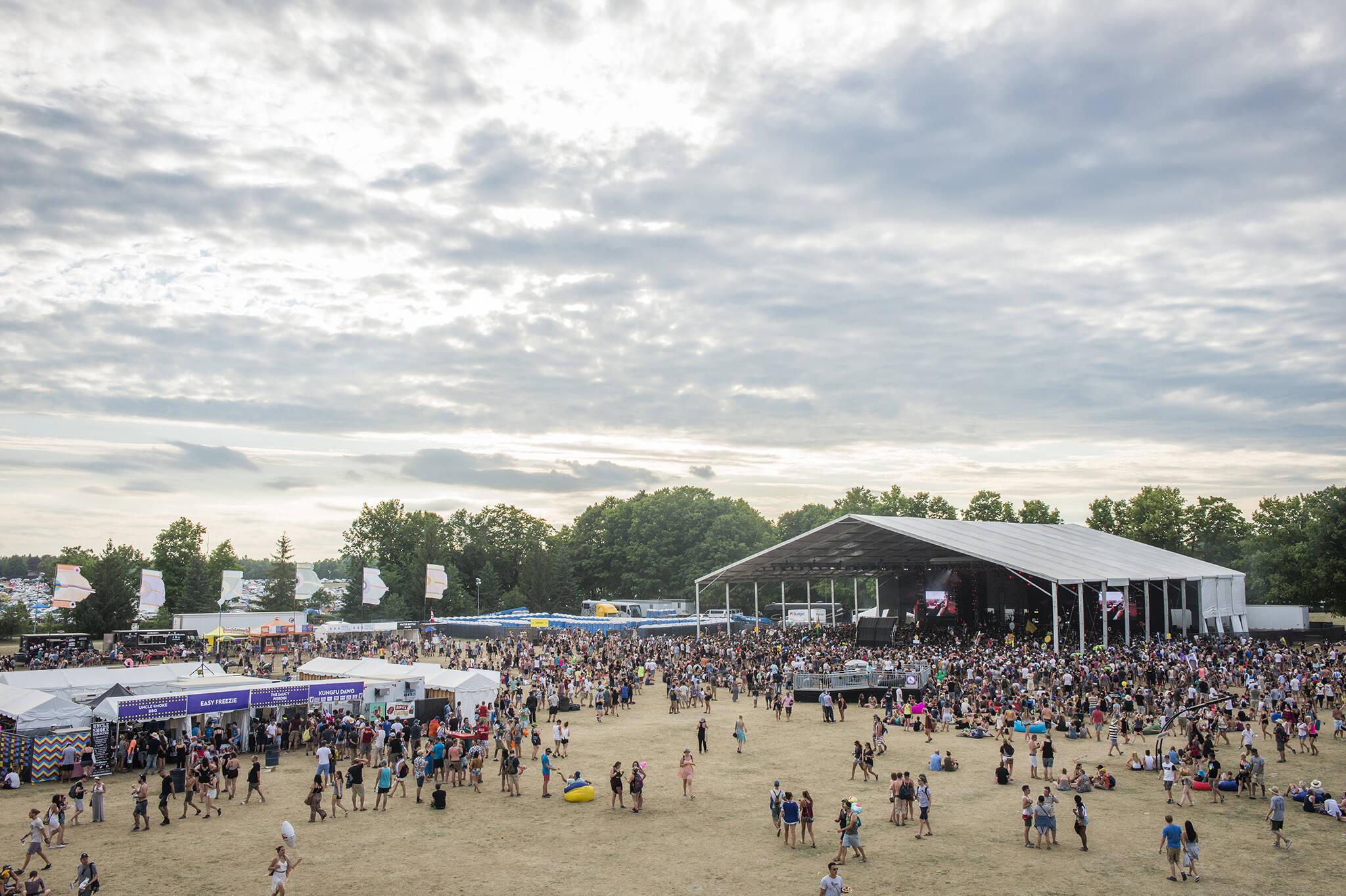 ontario music festivals