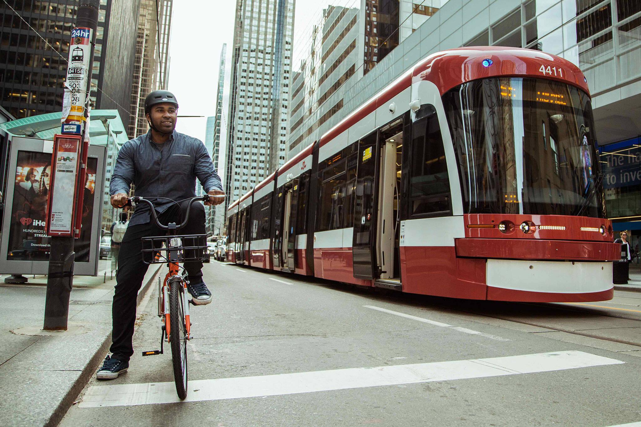 bike sharing toronto