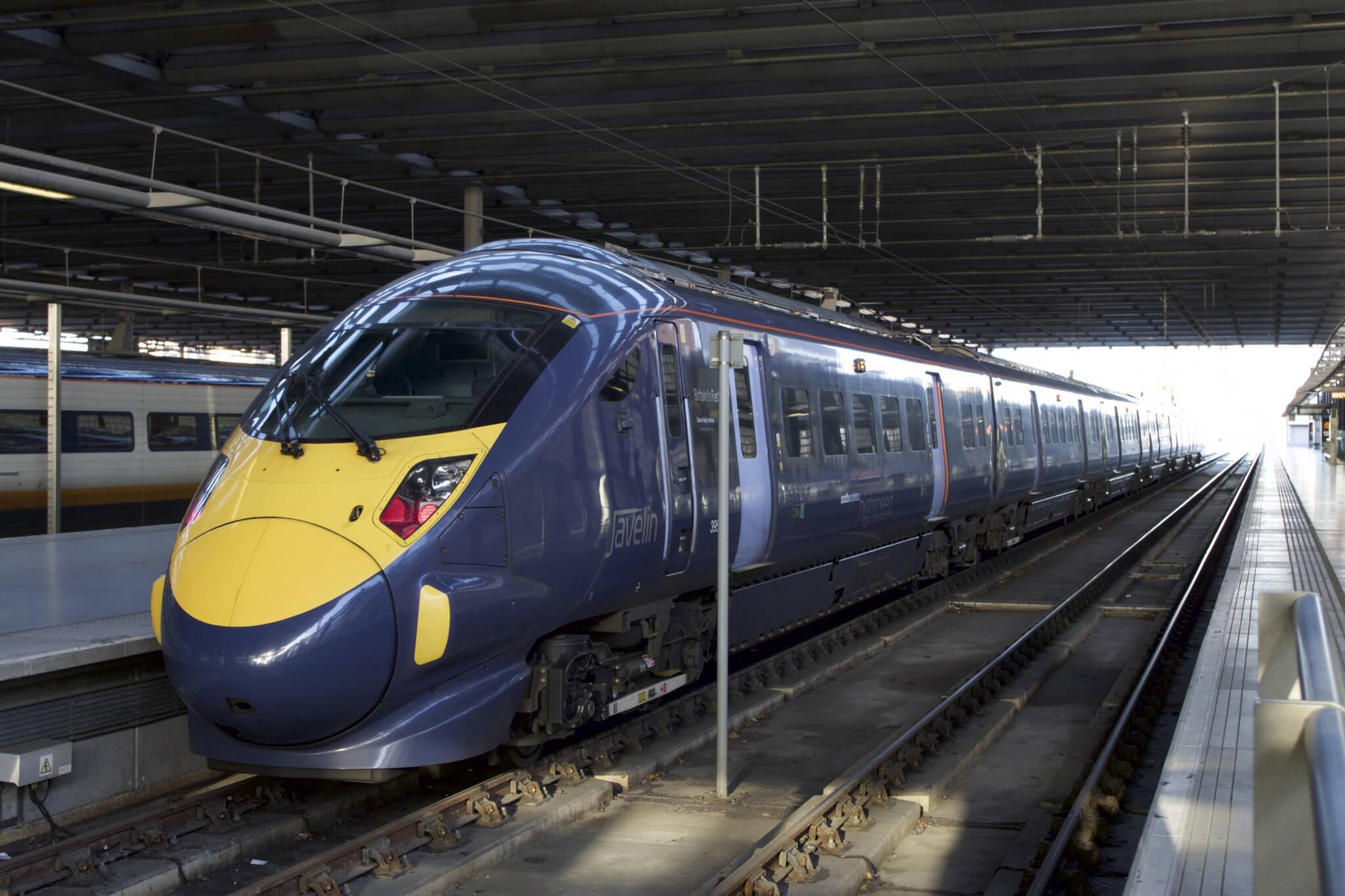high speed rail toronto