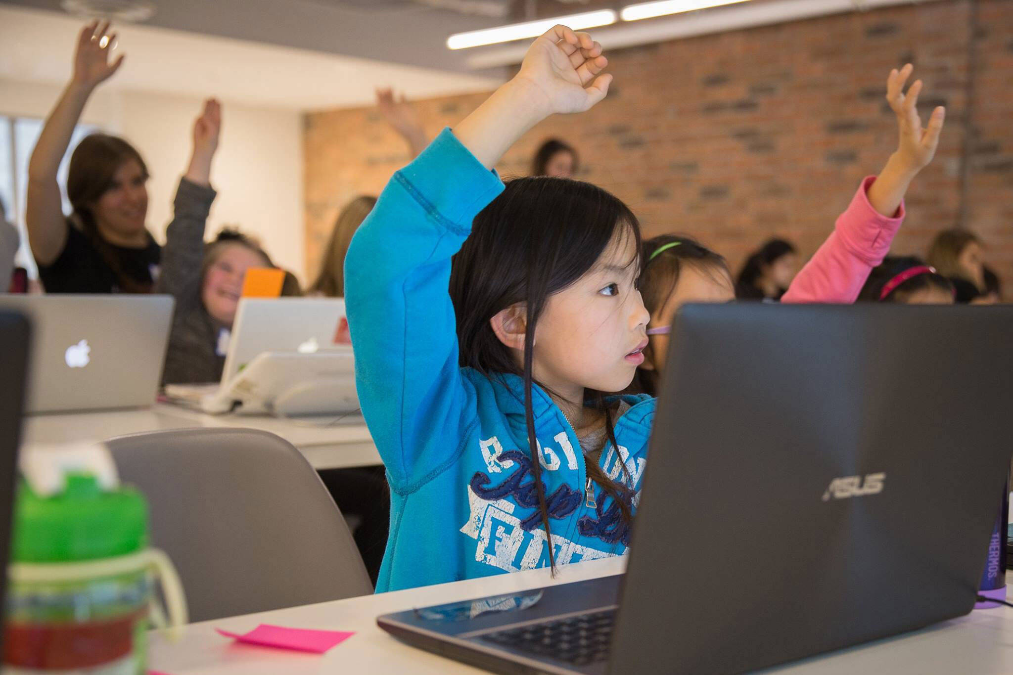 kids tech classes toronto