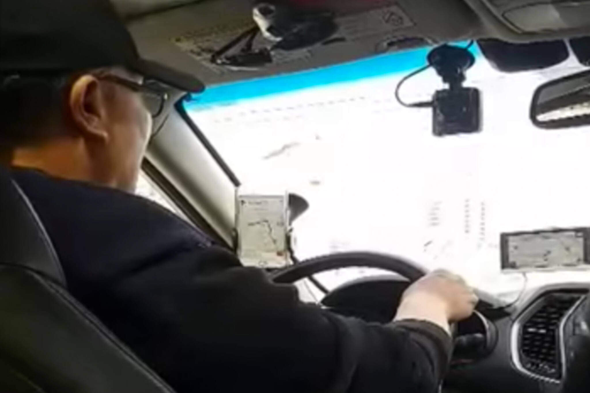 uber driver