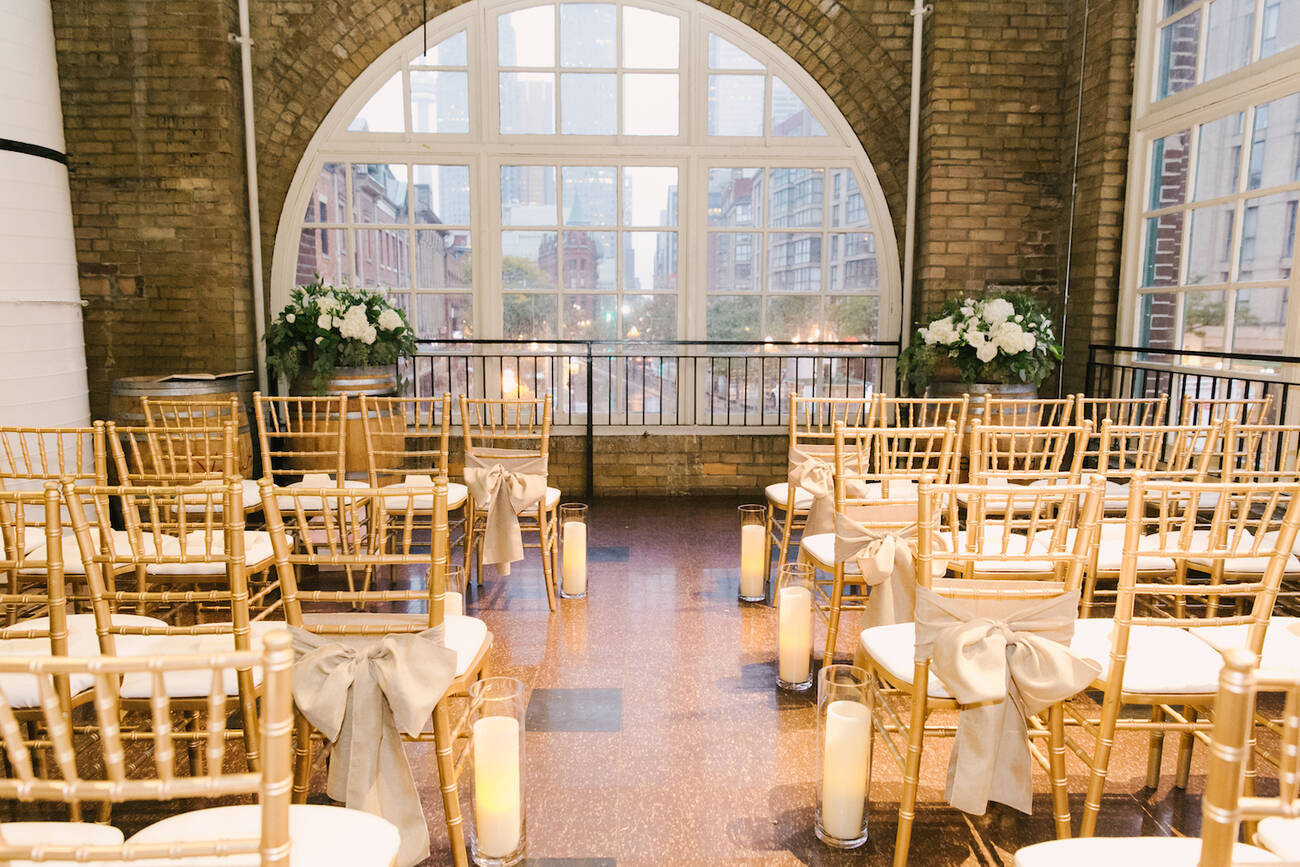 The top 10 cheap wedding venues in toronto for Top wedding venues in the us