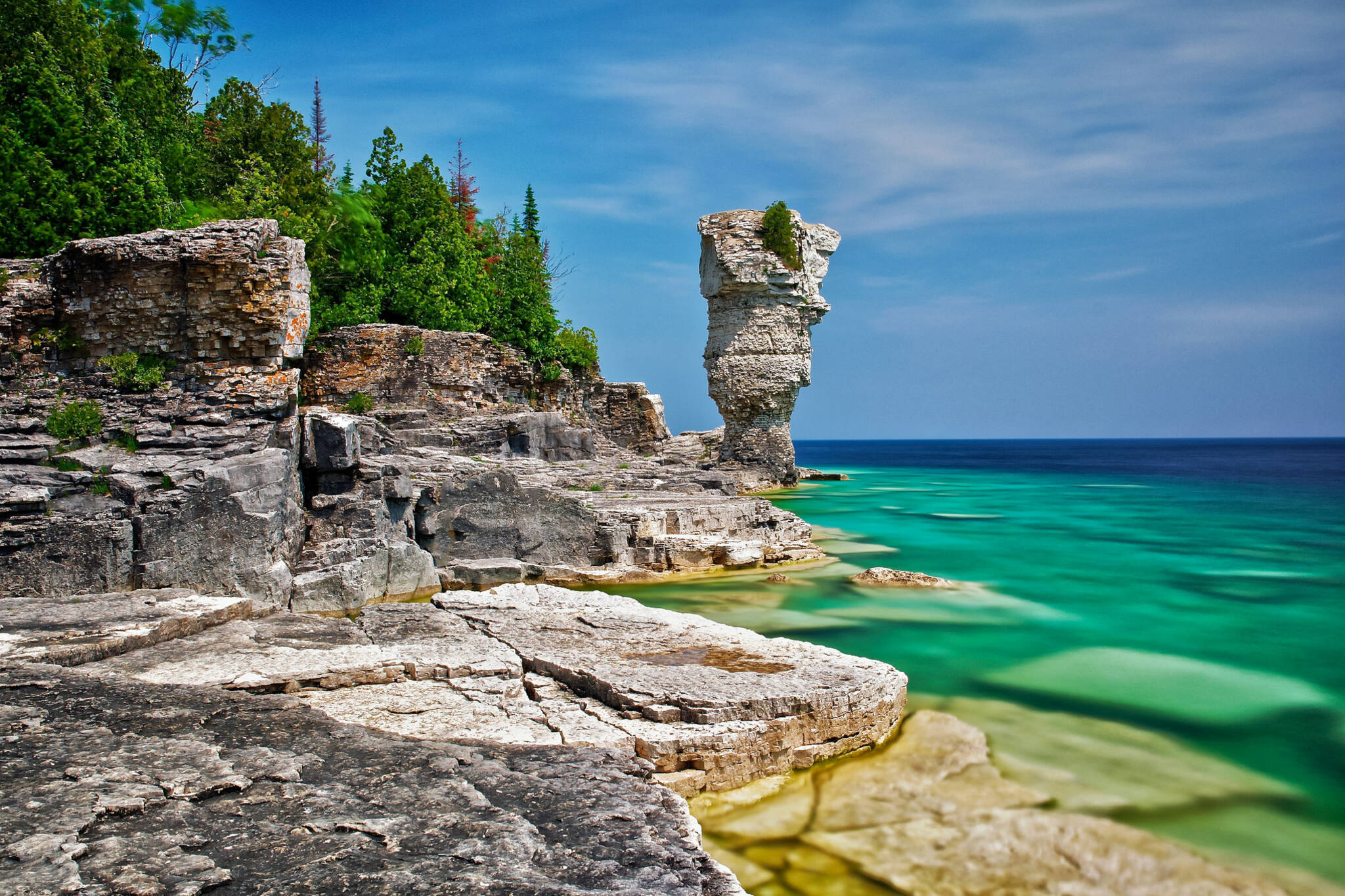 10 Secret Places To Explore In Ontario This Summer