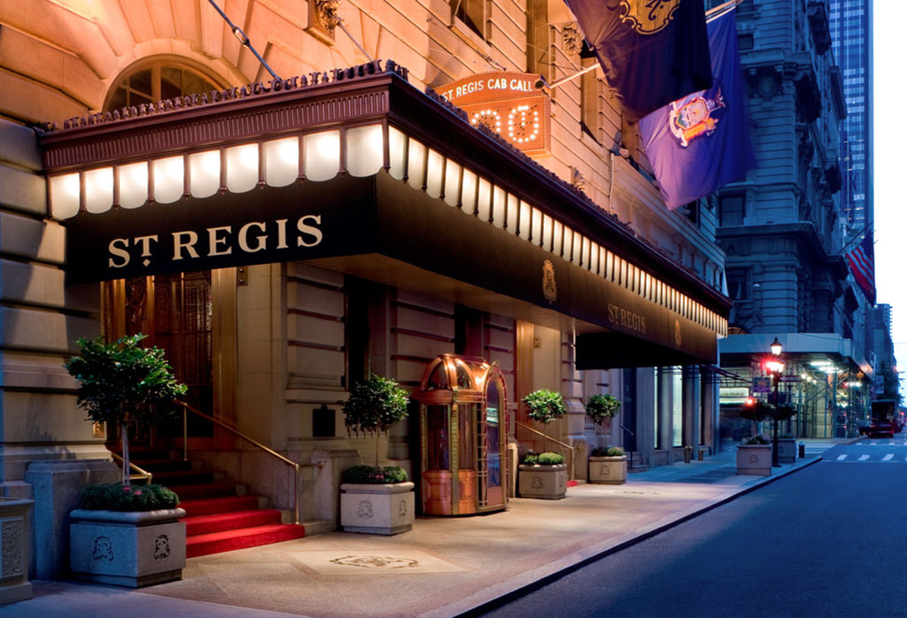 Toronto S Trump Hotel Will Officially Become The St Regis