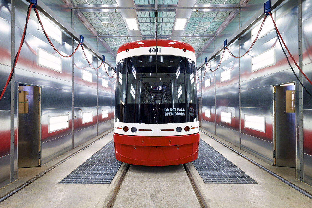 Bombardier's TTC Streetcar Delivery Might Be Delayed Yet