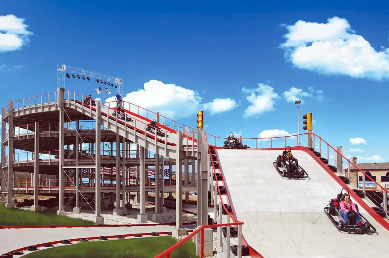Andretti San Antonio – Next Level Fun