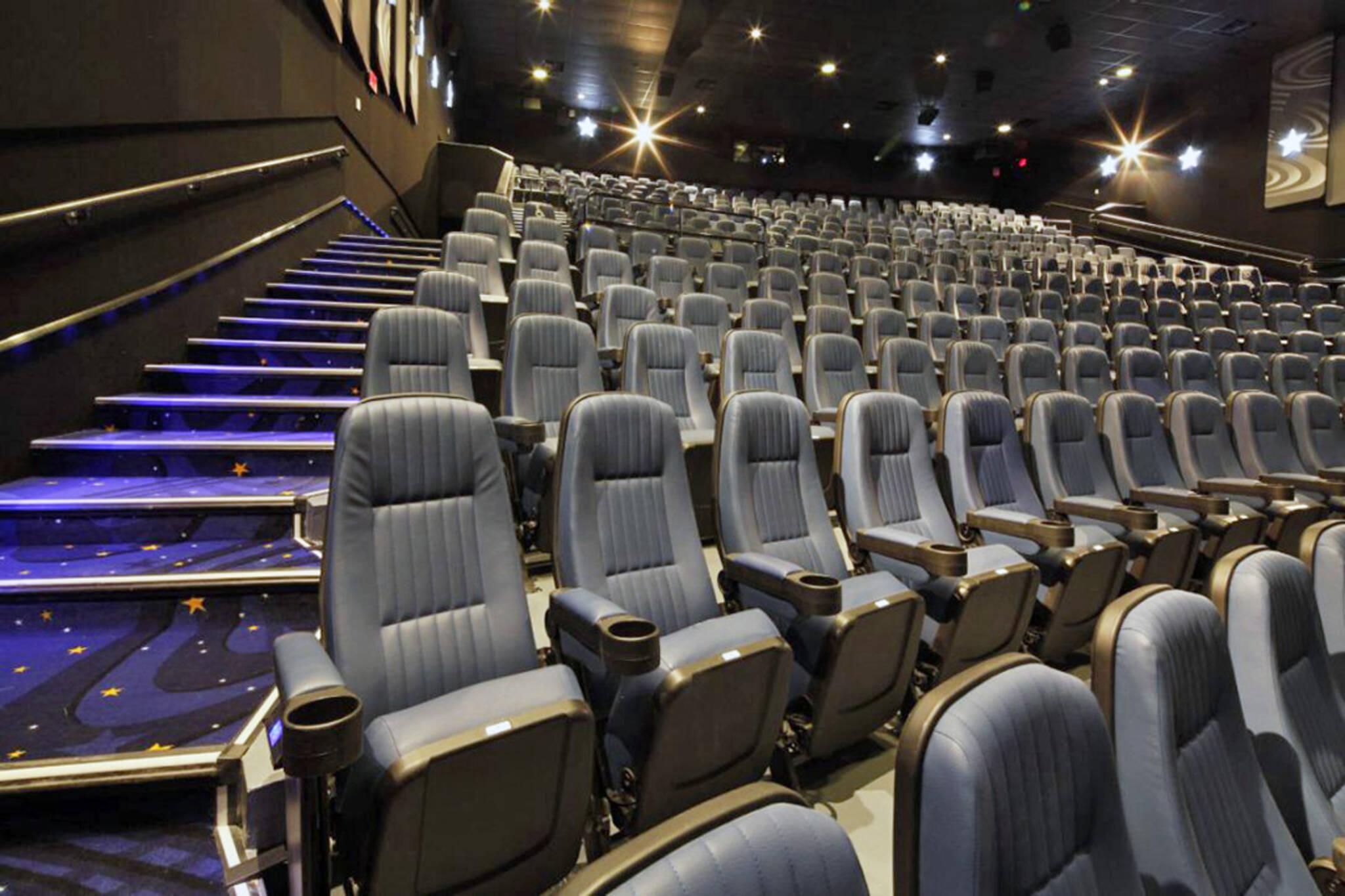 Cineplex Vip Food Menu Yonge And Dundas