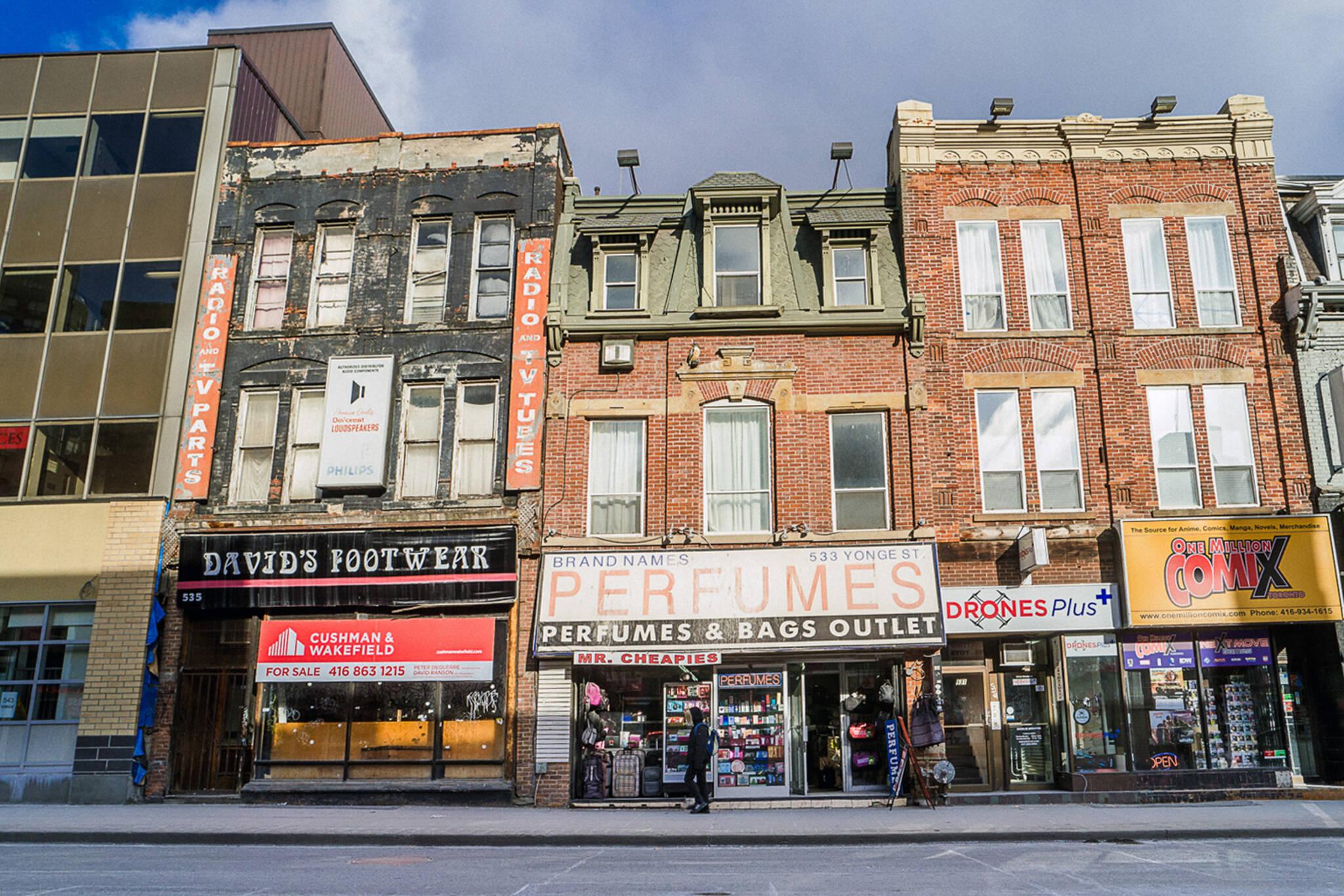 yonge street businesses
