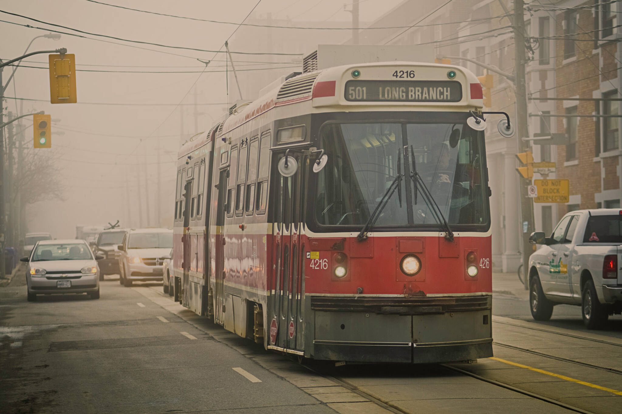 TTC route numbers