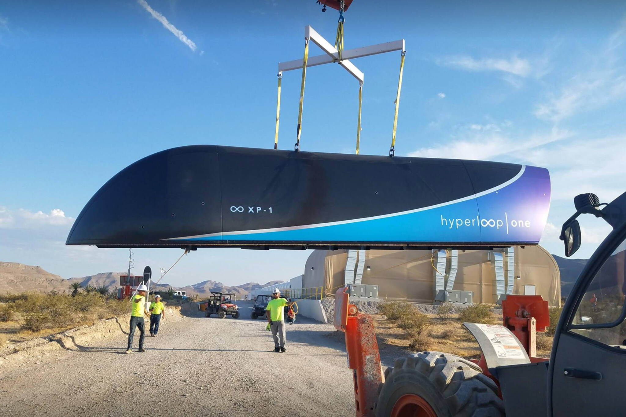 hyperloop toronto