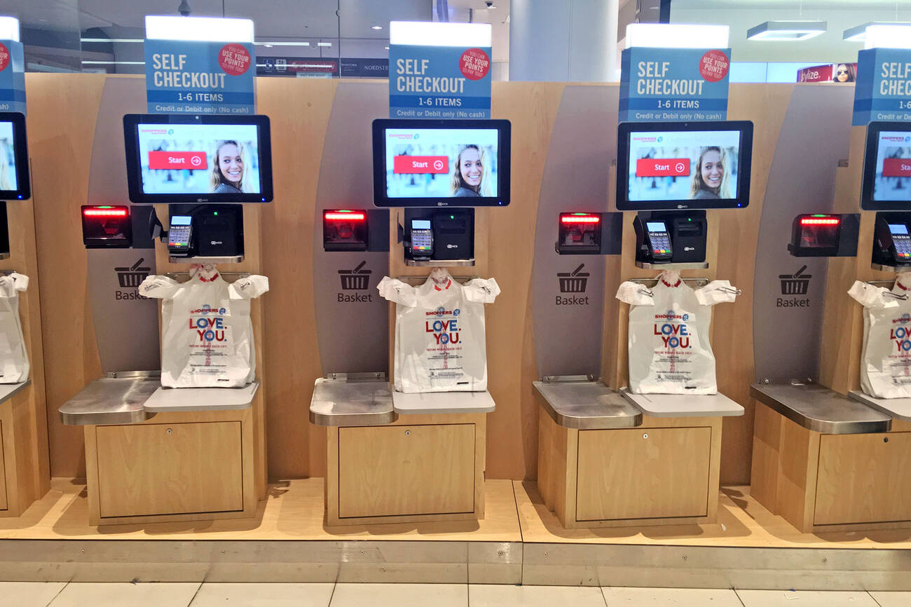 Shoppers Drug Mart Ditches Self Checkout Voice After
