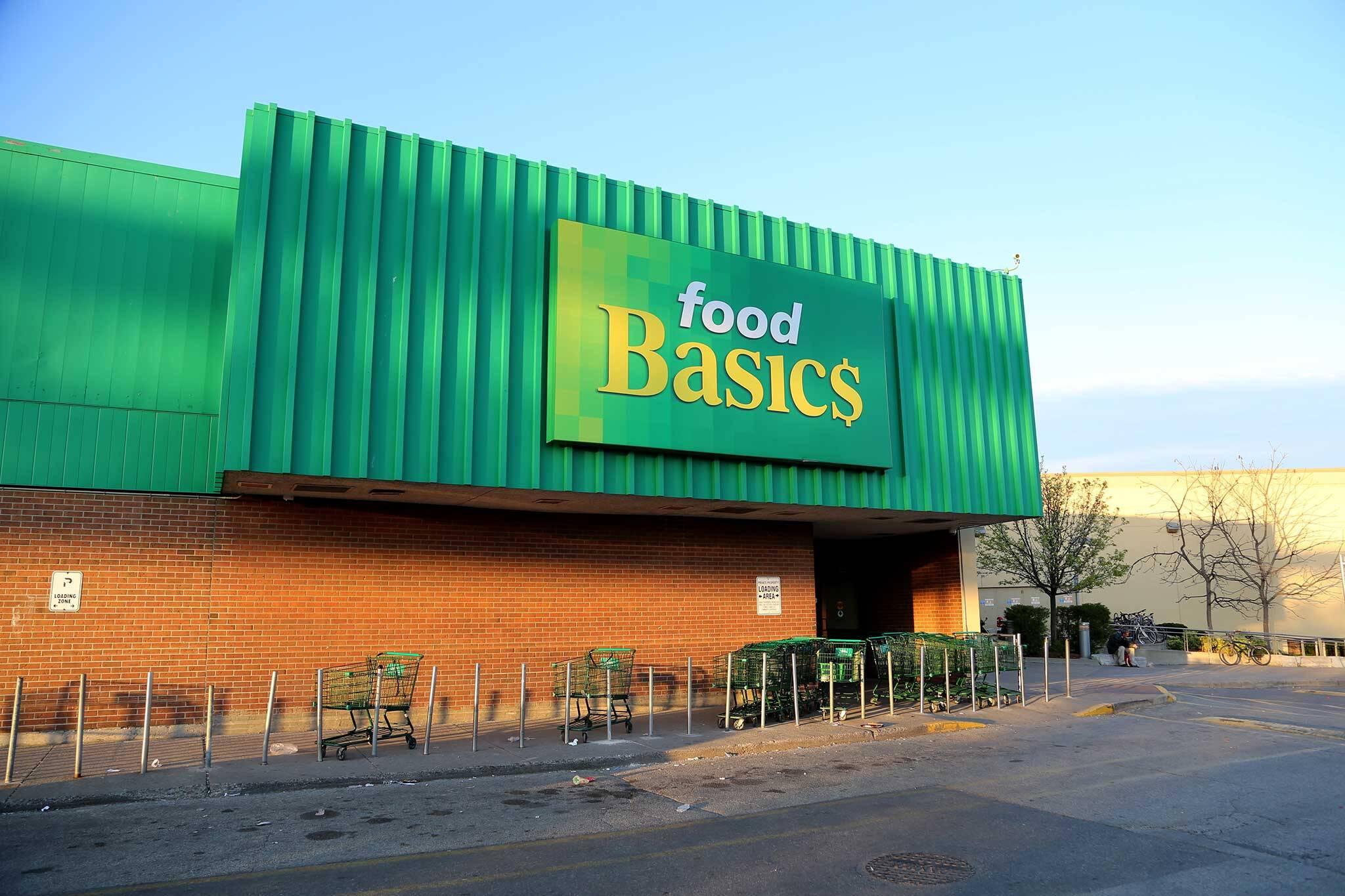 Food basics toronto