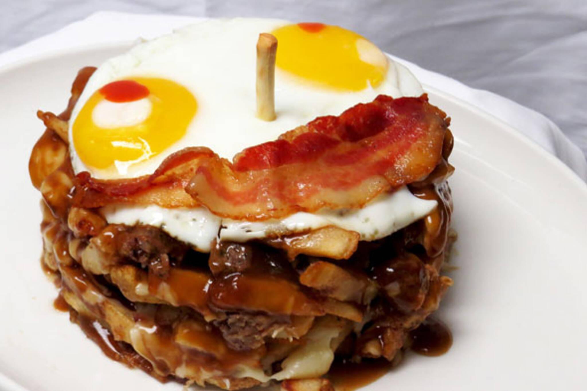 breakfast poutine