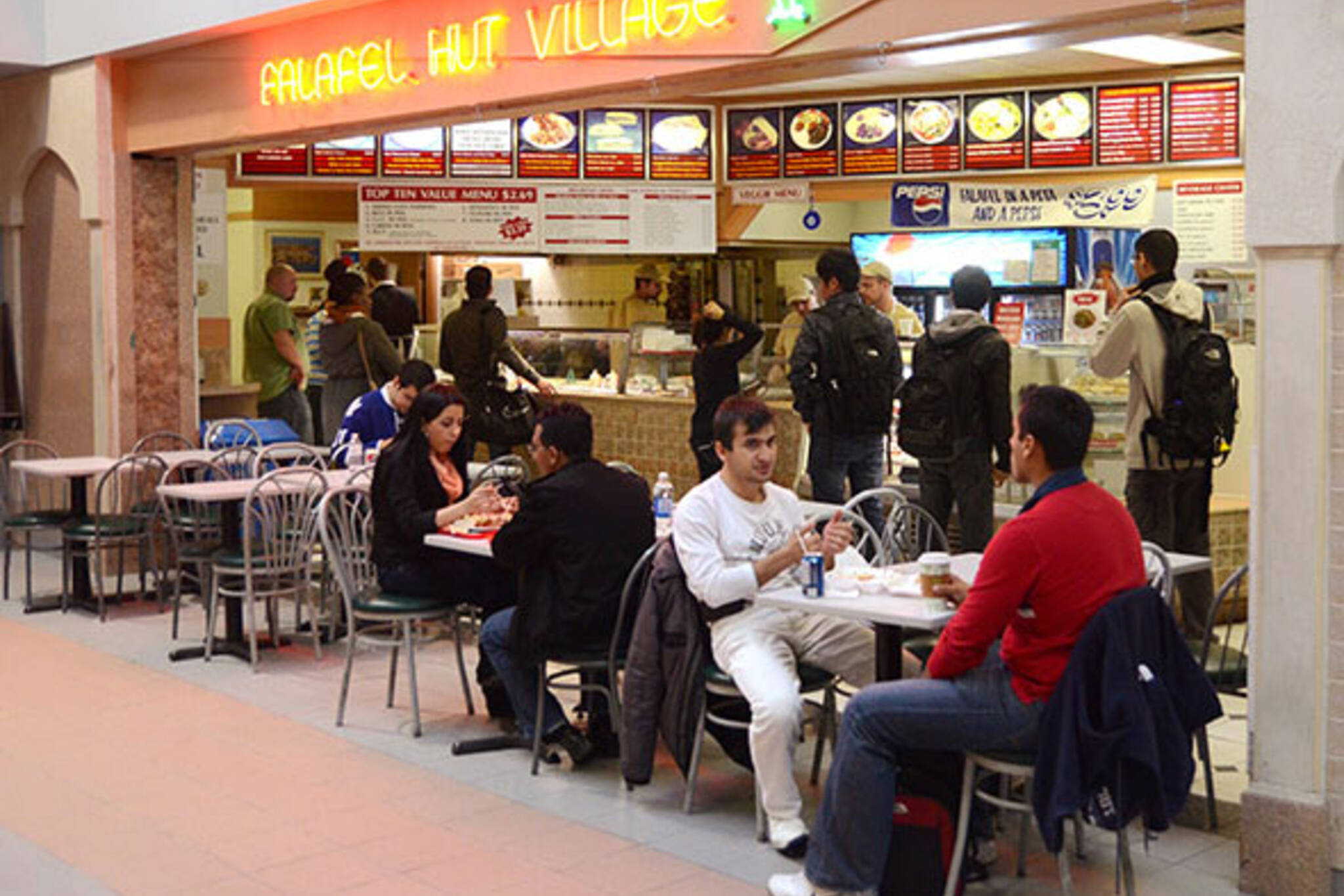 York University Restaurants
