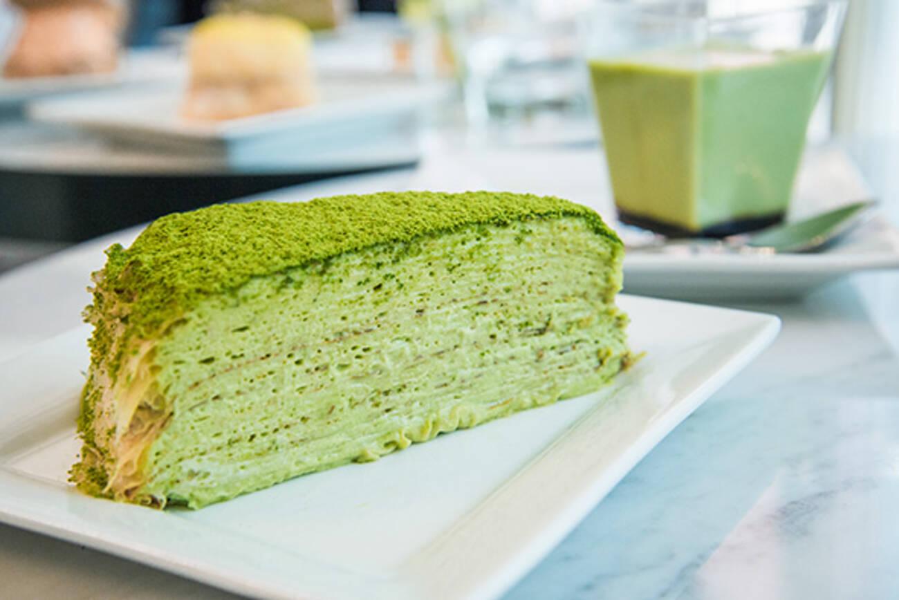 Japanese Crepe Cake Toronto