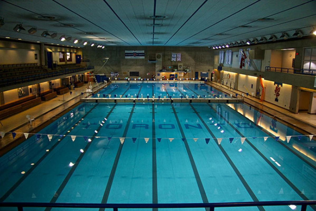 University Pool
