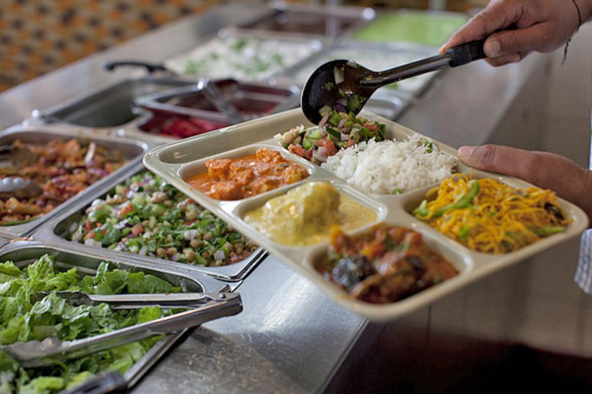 indian buffet toronto