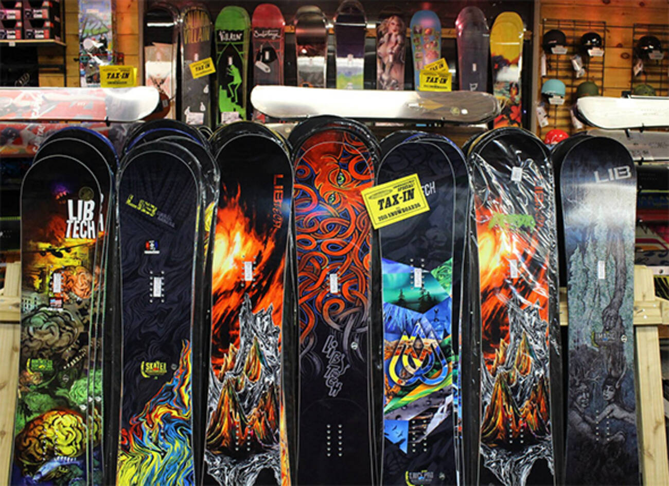 The Top 10 Ski And Snowboard Stores In Toronto