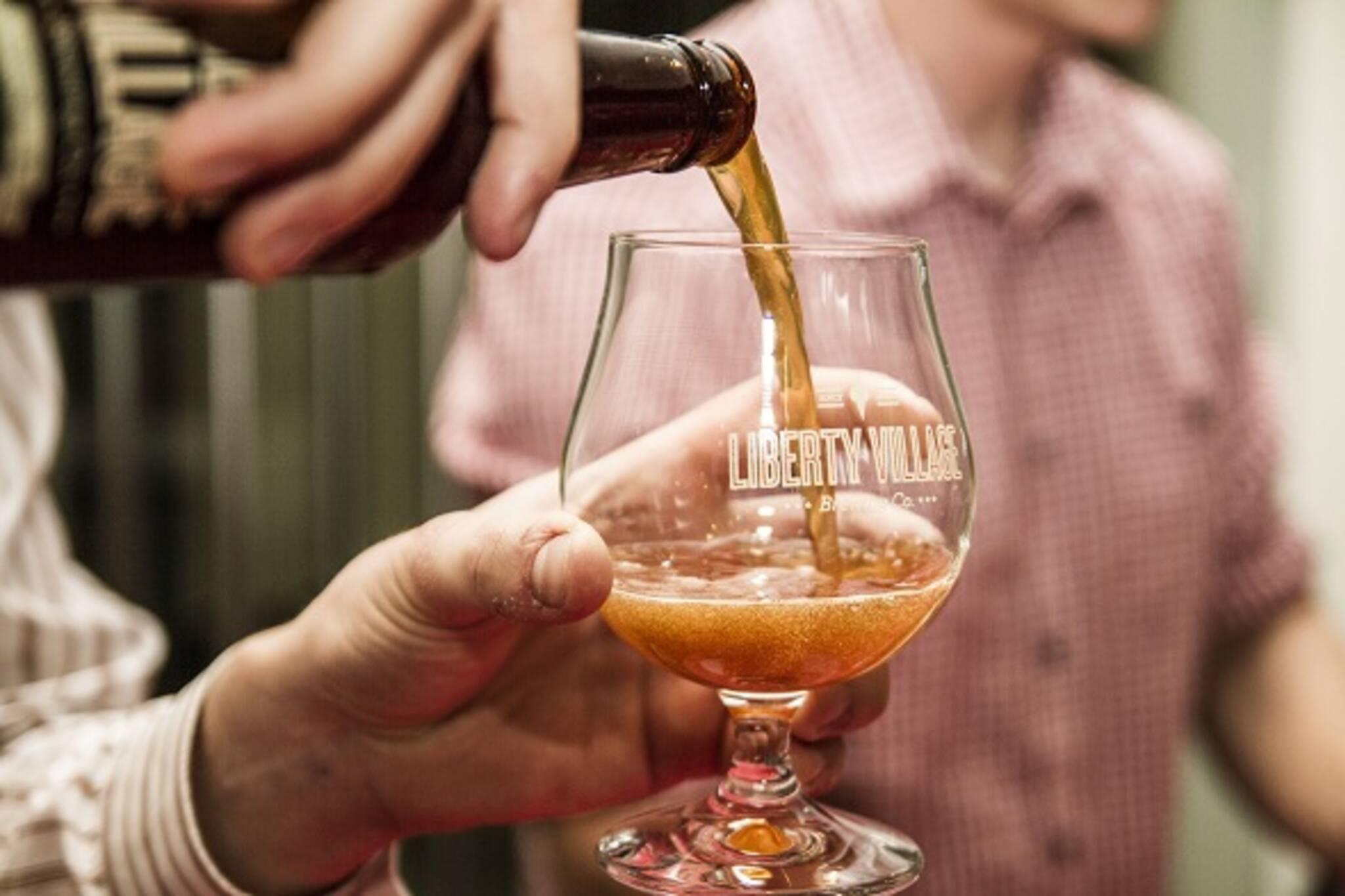 liberty village brewing company toronto