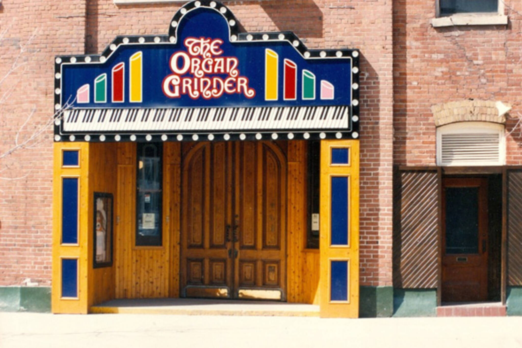 Organ Grinder Toronto