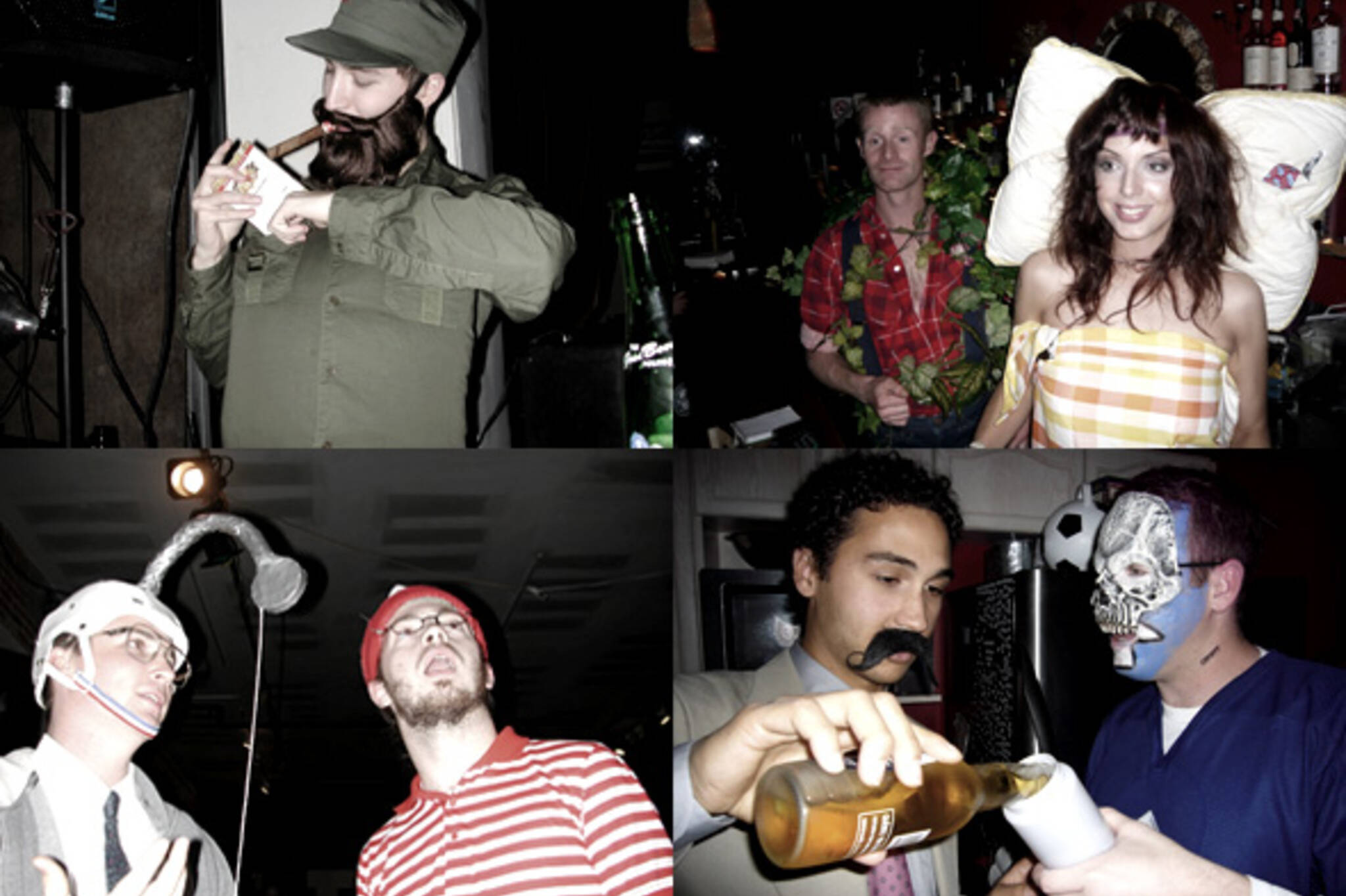 Toronto Halloween Party Guide 2008