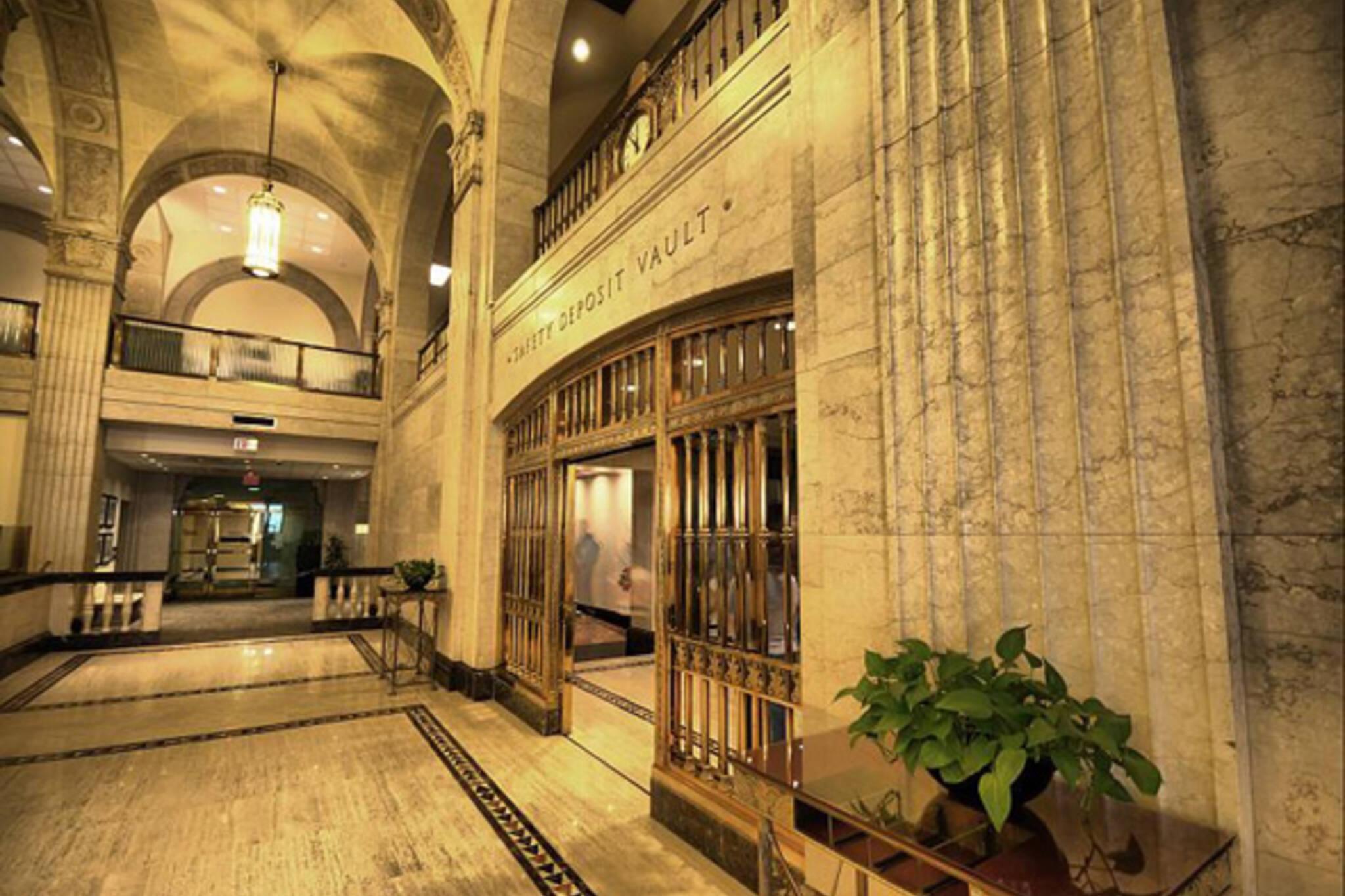 Art Deco Buildings Toronto