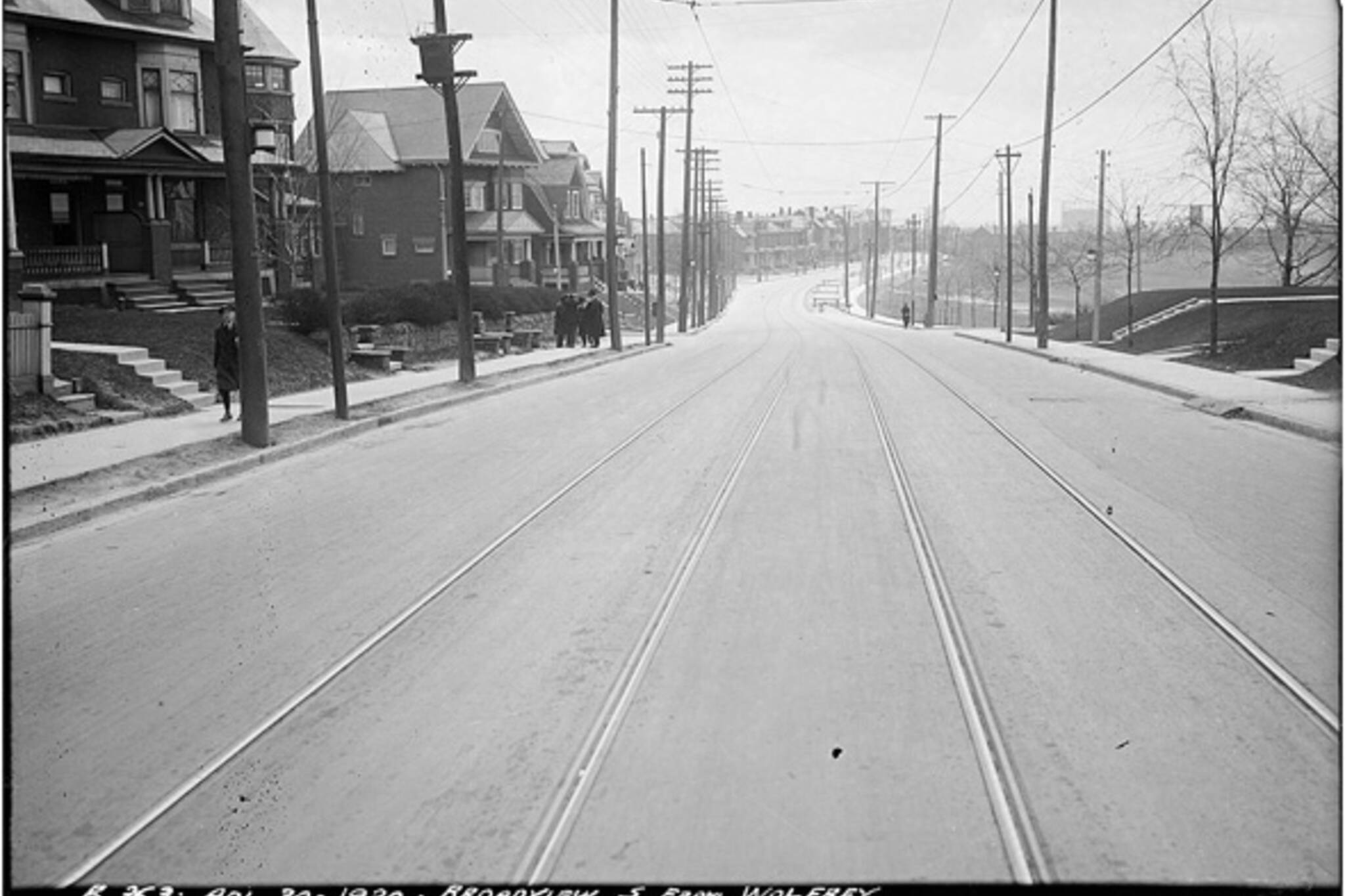 Broadview Avenue History Photos