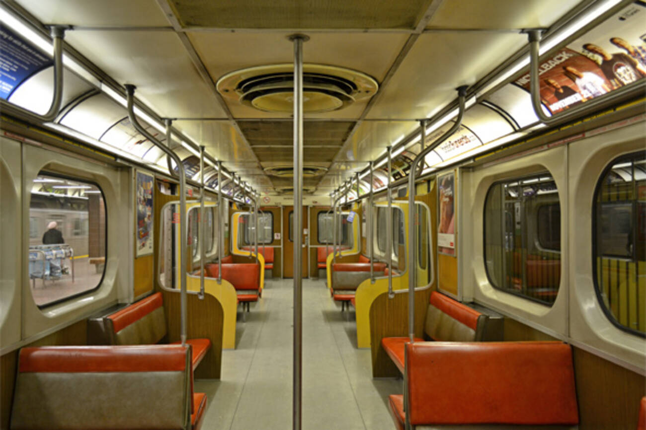 A Last Ride On The Ttc S H4 Subway Before It S Scrapped